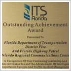 Orlando RTMC Recieves Achievement Award